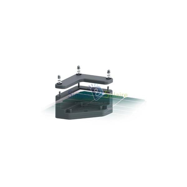 achat vente kit solaire sp cial camping car kit solaire nomade 145w pour autonomie lectrique. Black Bedroom Furniture Sets. Home Design Ideas