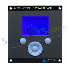 Contrôleurs de batteries - Tableau de contrôle VE.Net Blue Power pour batteries solaires