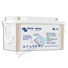 Batterie Gel sans entretien - Batterie solaire Victron GEL 12V 130Ah