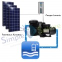 Pompes solaires 12-24V - Kit de pompage solaire