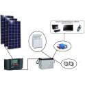 Kits solaires Afrique - EK420 Boissons fraîches EvoluKit Indépendance