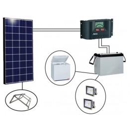 Kits solaires Afrique - EK140 Dispensaire EvoluKit Indépendance