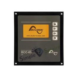 Studer - Commande à distance Studer RCC-03 pour installation solaire