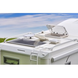Nautisme, Camping cars - Kit solaire Camping-car 80W