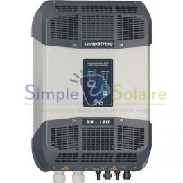 Régulateurs MPPT - Variostring MPPT VS-70 Régulateur de charge solaire Studer