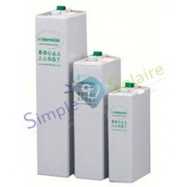 OPzV - Batterie solaire Hoppecke 6 OPzV Solar.power 520Ah (C100) 525,6 (C24/C20)