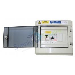 Boîtes de distribution AC - Boîtier de sortie AC pour installation solaire