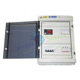 Boîtes de distribution AC - Boîtier de sortie AC triphasé pour installation solaire