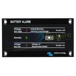Victron - Alarme pour batteries solaires