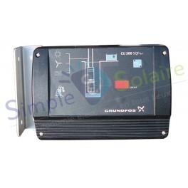 Accessoires pompage solaire - Controleur Grundfos CU 200 pour pompes solaires