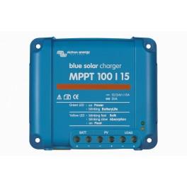 Régulateurs MPPT - BlueSolar MPPT 100/15 Régulateur solaire Victron