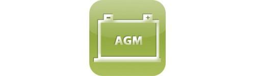 Batterie AGM sans entretien
